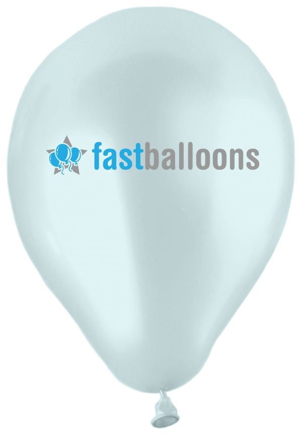 Pearl blue Balloons