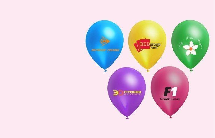 Metallic Balloons